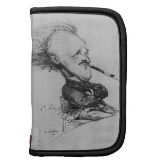 Paul Ferdinand Gachet (1862-1930) c.1887 (pencil o Folio Planners