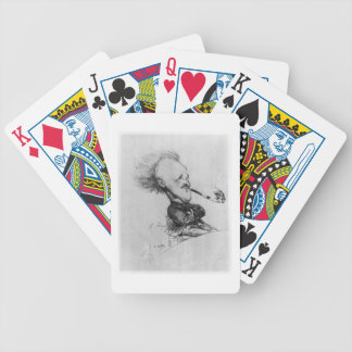 Paul Ferdinand Gachet 1862-1930 c 1887 pencil o Card Decks