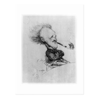 Paul Ferdinand Gachet (1862-1930) c.1887 (pencil o Postcard