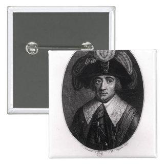 Paul Francois Jean Nicolas  Vicomte de Barras 15 Cm Square Badge