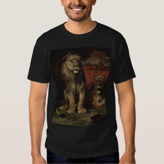 Paul Friedrich Meyerheim - Lions Tee Shirts