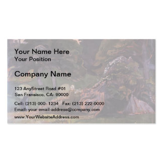 Paul Gauguin- Brittany landscape with women Business Card