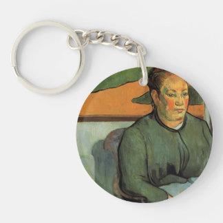 Paul Gauguin- Madame Roulin Acrylic Keychains