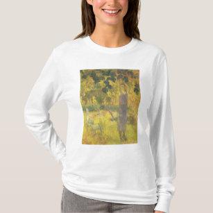 2823de2a2 Paul Gauguin   Man Picking Fruit from a Tree, 1897 T-Shirt