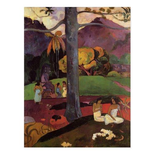 Paul Gauguin- Olden times Post Cards