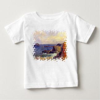 Paul Gauguin - Rocky Coast T Shirts