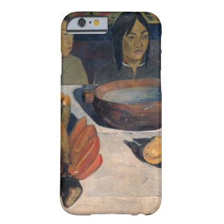 Paul Gauguin - The Meal Barely There iPhone 6 Case