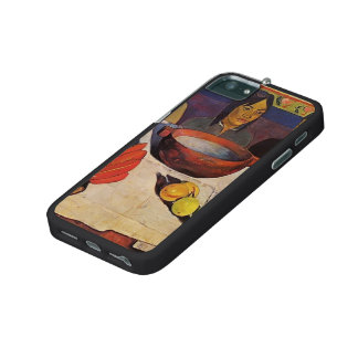 Paul Gauguin- The Meal (The Bananas) iPhone 5/5S Covers