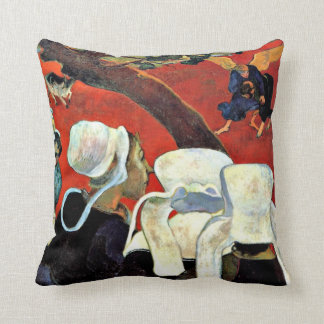 Paul Gauguin: The Vision After The Sermon Cushion