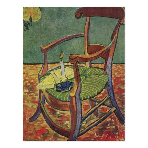 Paul Gauguin's Armchair - Vincent Van Gogh Postcard