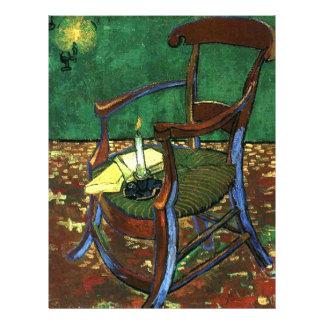 Paul Guaguin s Armchair by Vincent van Gogh Flyers