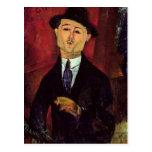 Paul Guillaume  Novo Pilota, 1915 Postcard