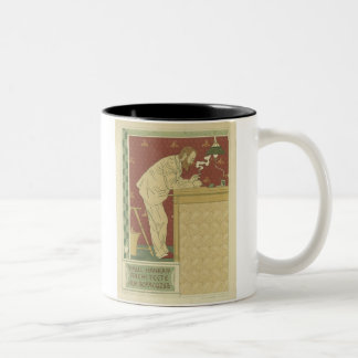 Paul Hankar Architecte Coffee Mug