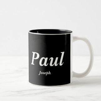 Paul, Joseph Two-Tone Mug