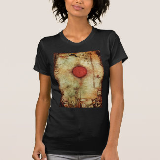 Paul Klee Ad Marginem Painting T-shirts