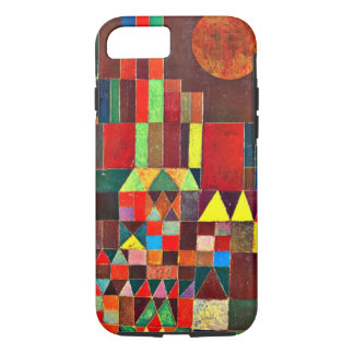 Paul Klee art: Castle and Sun, Klee painting iPhone 7 Case