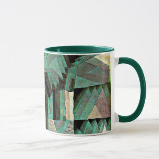 Paul Klee art: Dream City Mug