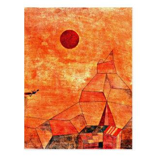 Paul Klee art - Marchen Post Cards