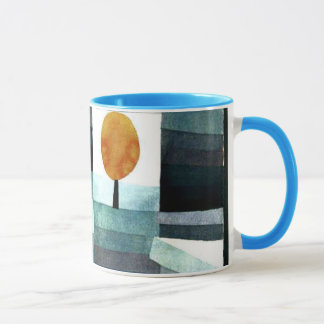 Paul Klee art: Messenger of Autumn Mug
