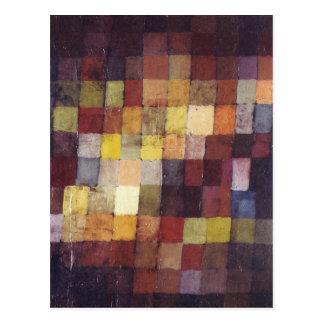 Paul Klee Art Post Cards