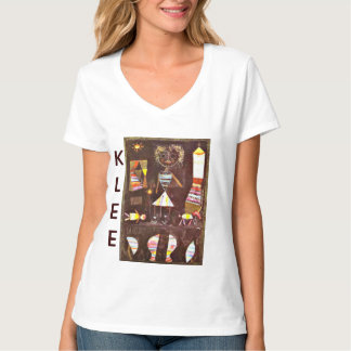 Paul Klee art - Puppet Theater T-Shirt