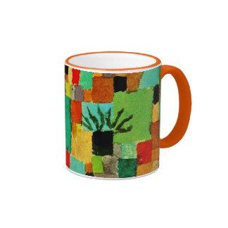 Paul Klee art: Southern Tunisia Ringer Mug