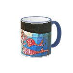 Paul Klee art: The Seafarer Mugs