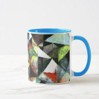 Paul Klee art: With the Egg Mug