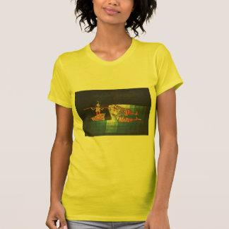 Paul Klee- Battle scene from the comic 'Seafarer' T-Shirt
