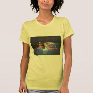 Paul Klee- Battle scene from the comic 'Seafarer' T-shirts