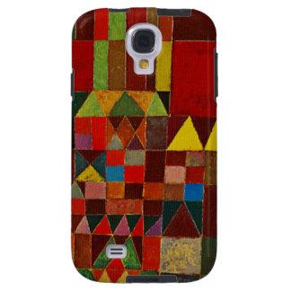 Paul Klee Castle And Sun Galaxy S4 Case