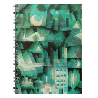 Paul Klee Dream City Notebook