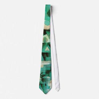 Paul Klee Dream City Tie