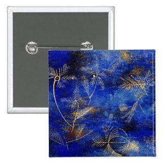 Paul Klee Fairy Tales 15 Cm Square Badge