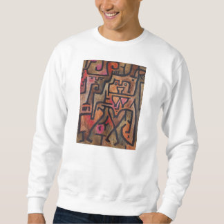 Paul Klee - Forest Witches Sweatshirt