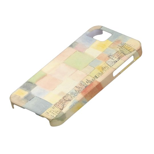 Paul Klee- Neuer Stadtteil in M Case For The iPhone 5