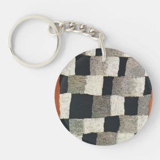 Paul Klee- Rhythmic (Rythmical) Keychain