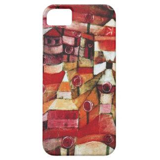 Paul Klee Rose Garden iPhone 5 Case