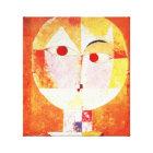 Paul Klee Senecio Canvas Print
