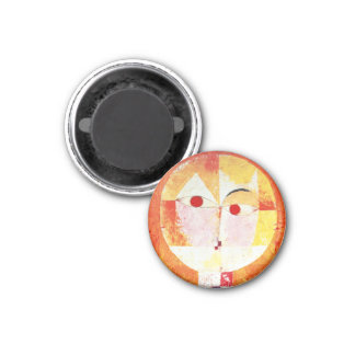 Paul Klee Senecio Magnet