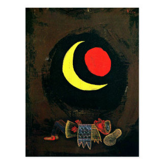 Paul Klee: Strong Dream Postcard