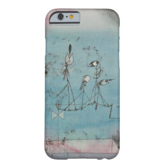 Paul Klee Twittering Machine iPhone 6 case