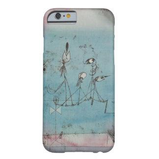 Paul Klee Twittering Machine iPhone 6 case