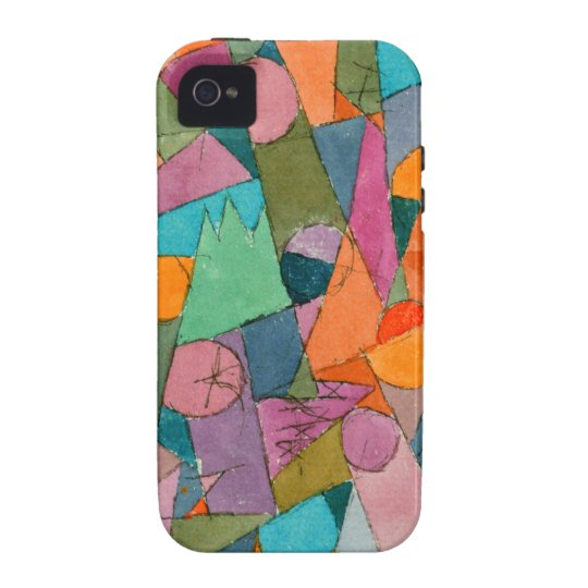 Paul Klee - Untitled, 1914 iPhone 4/4S Cover