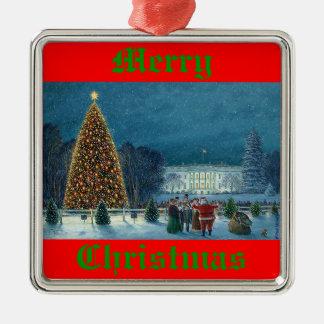 "Paul McGehee ""National Christmas Tree"" Ornament"