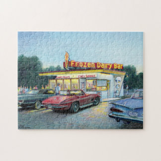 "Paul McGehee ""Summer Nights"" Jigsaw Puzzle"