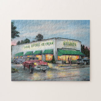 "Paul McGehee ""Sweet Memories"" Jigsaw Puzzle"