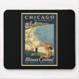 Paul Proehl Chicago Vacation City Mouse Mat