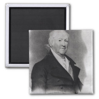 Paul Revere, from 'The New England Magazine' Square Magnet