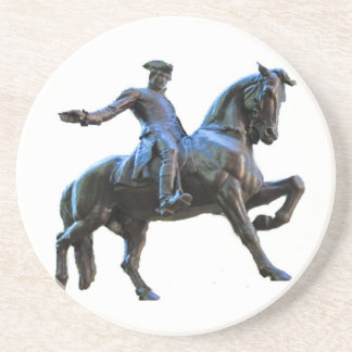 Paul Revere (Massachusetts) Coaster
